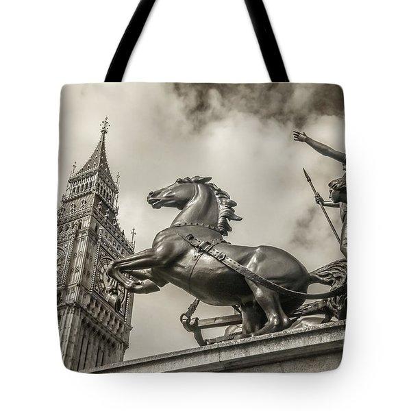London Guardians Tote Bag