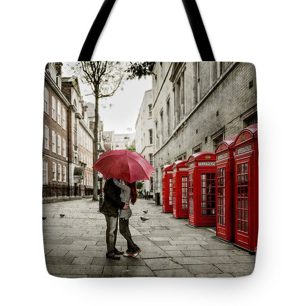 London Love Tote Bag