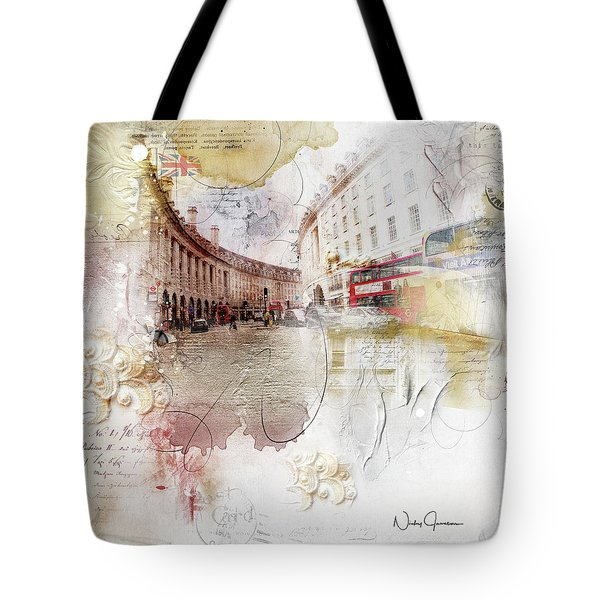 London Regency Tote Bag