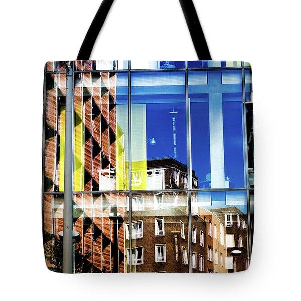 London Southwark Architecture 2 Tote Bag
