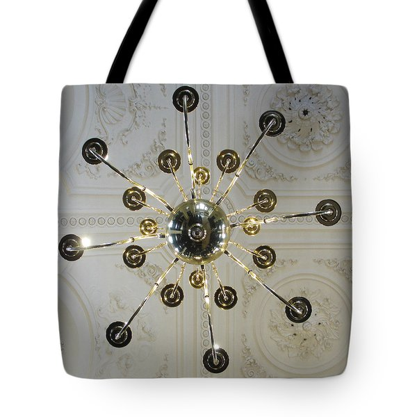 London St Martin In The Fields Tote Bag