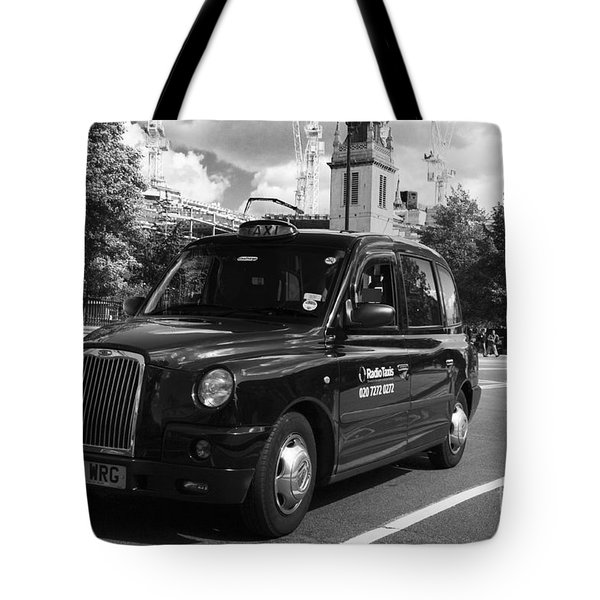 London Taxi Tote Bag