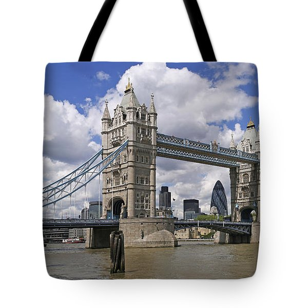 London Towerbridge Tote Bag