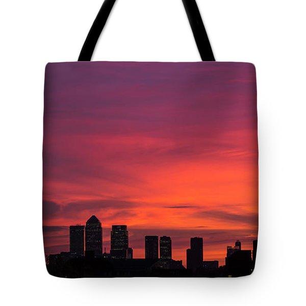 London Wakes 2 Tote Bag