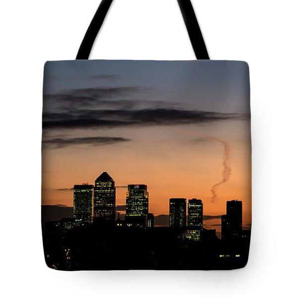 London Wakes 3 Tote Bag