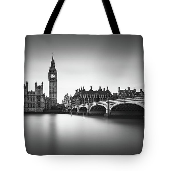 London, Westminster Bridge Tote Bag