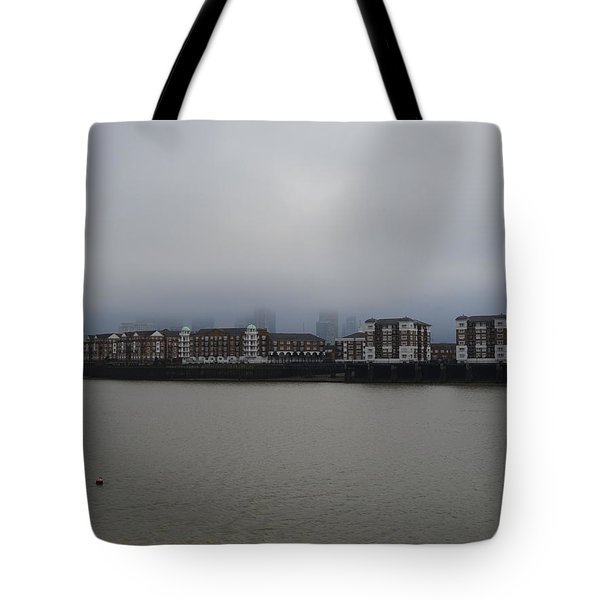 London_2 Tote Bag