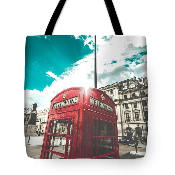 London's Calling  Tote Bag