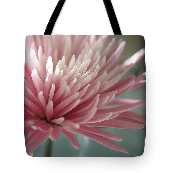 Lone Bloom Tote Bag by Lynn England