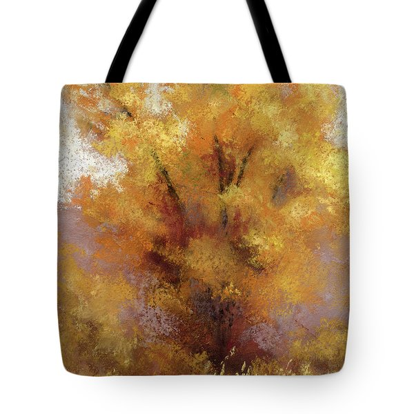 Lone Cottonwood Tote Bag