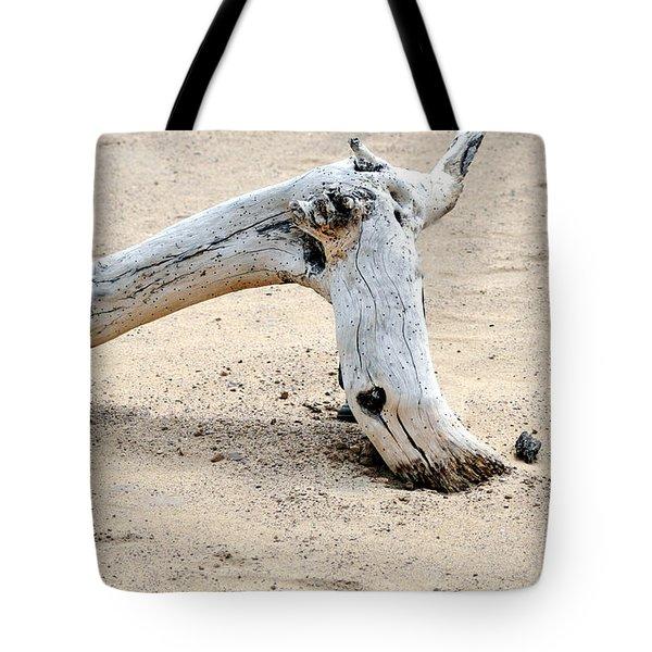 Lone Ranger In Desert Tote Bag