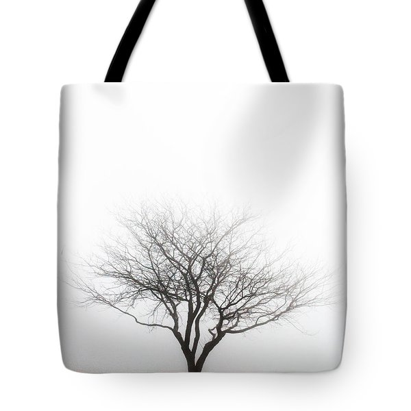 Lone Reflection Tote Bag