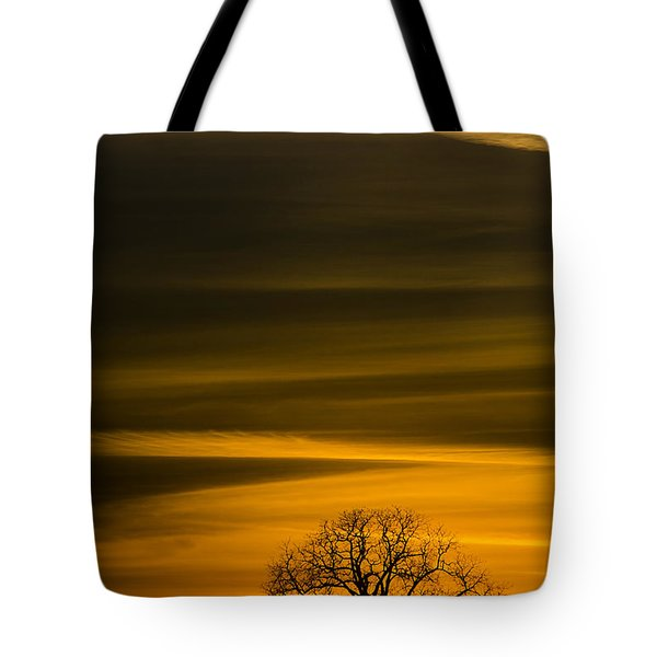 Lone Tree - 7064 Tote Bag