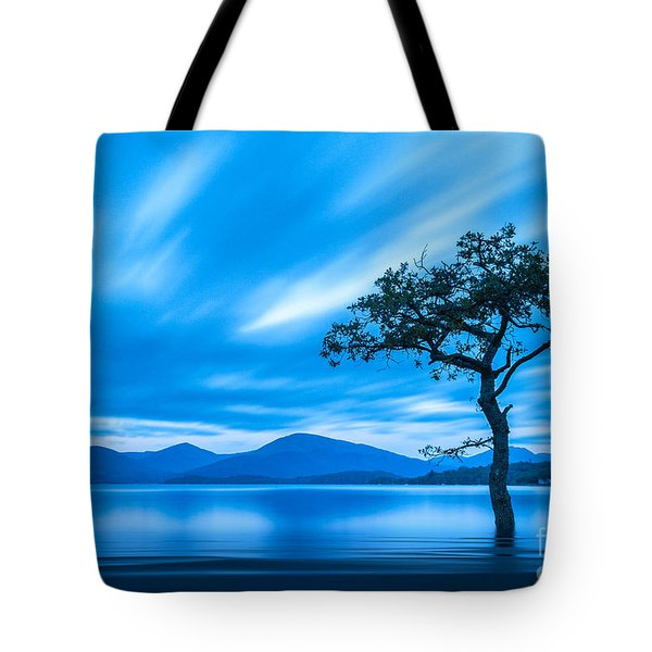 Lone Tree Milarrochy Bay Tote Bag