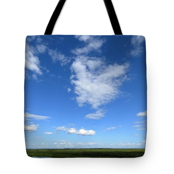 Lonely As A Cloud Tote Bag