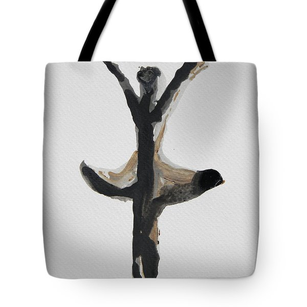 Lonely Ballerina 2 Tote Bag
