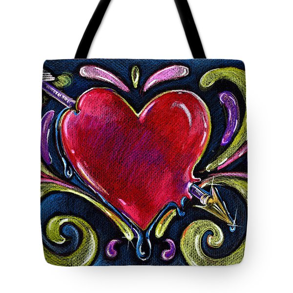 Lonely Hearts Tote Bag