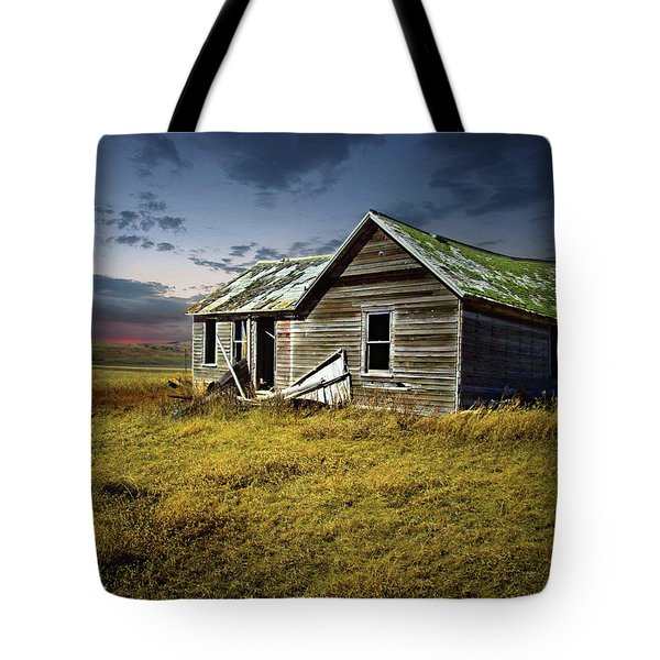 Lonely House Tote Bag