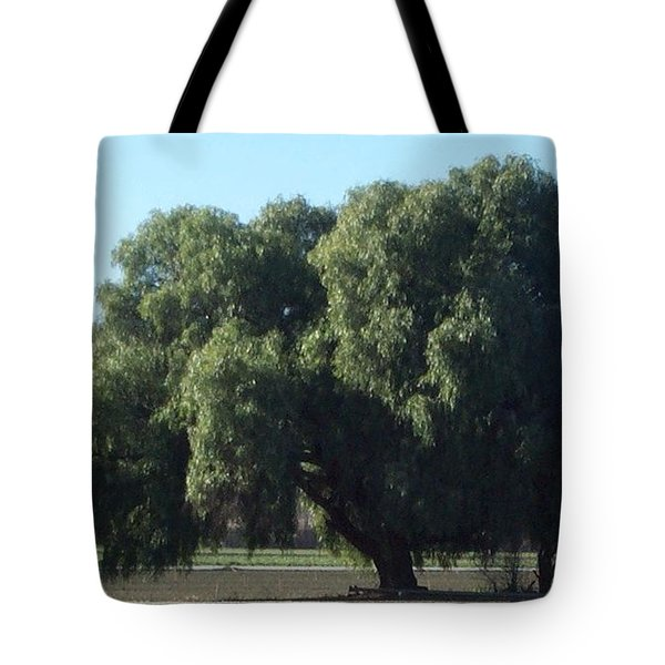 Lonely On The Back Roads Tote Bag