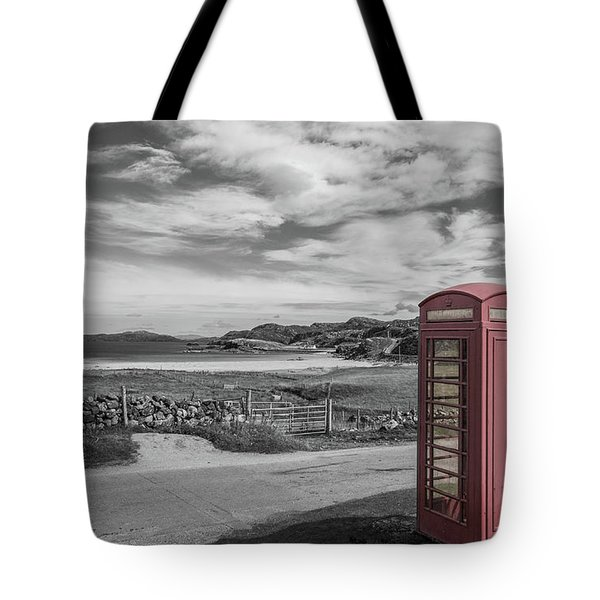 Lonely Phone Tote Bag