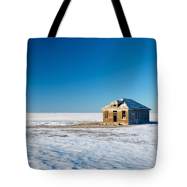 Lonely Place Tote Bag
