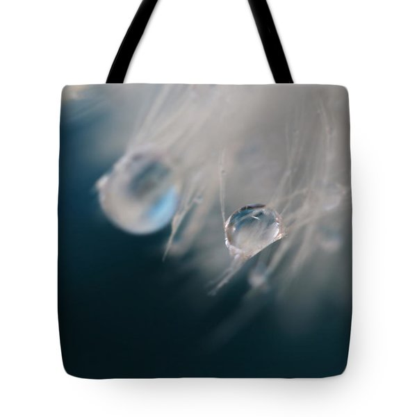 Lonely Teardrops Tote Bag