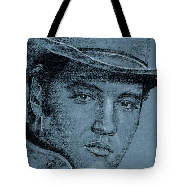 Lonesome Cowboy Tote Bag