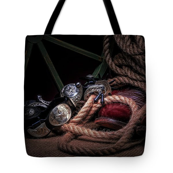 Lonestar Cowpoke Tote Bag