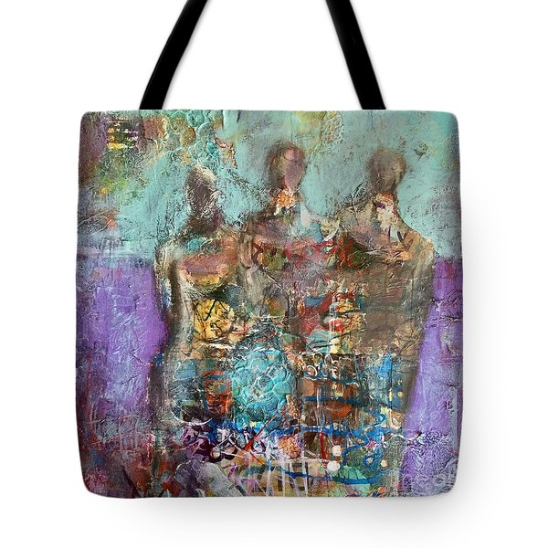 Long Ago And Faraway Tote Bag