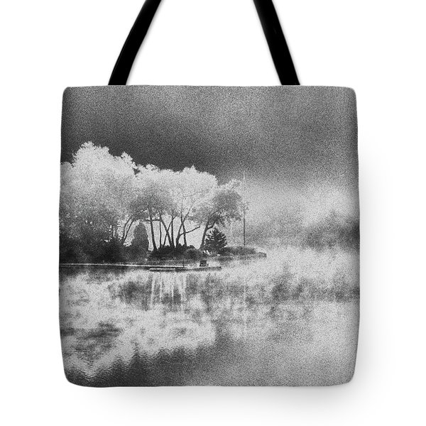 Long Ago Memory Tote Bag by Steven Huszar