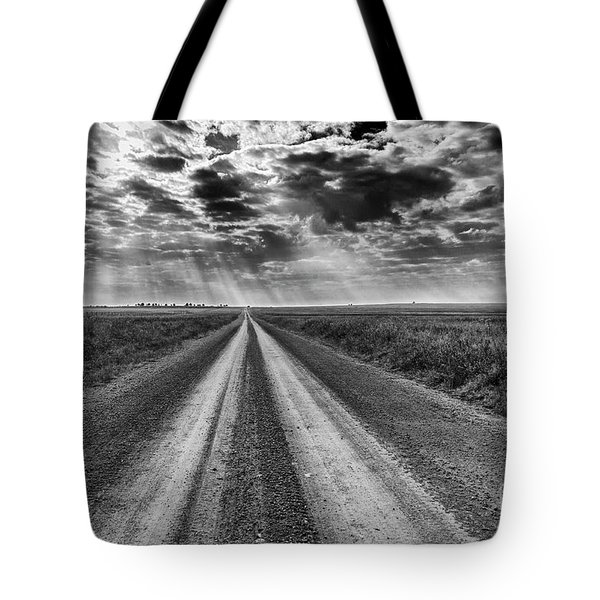 Long And Lonely Tote Bag
