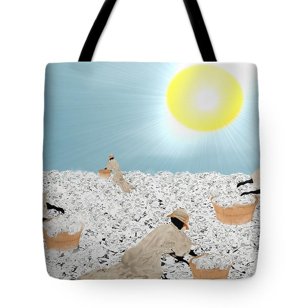 Long And Suffering Tote Bag