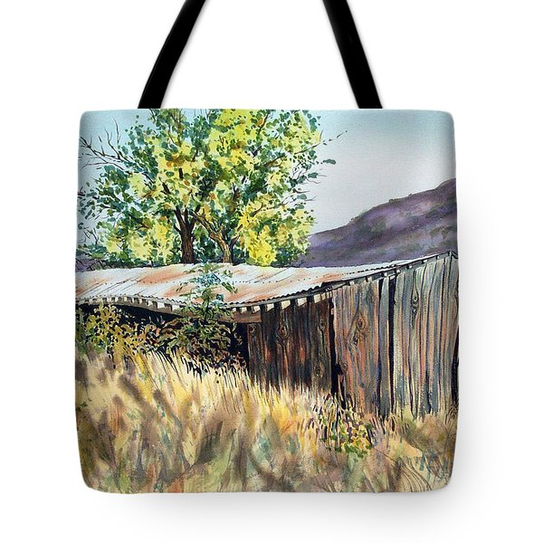 Long Barn Tote Bag