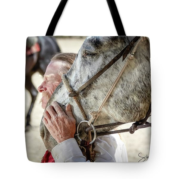 End Of A Long Day Tote Bag