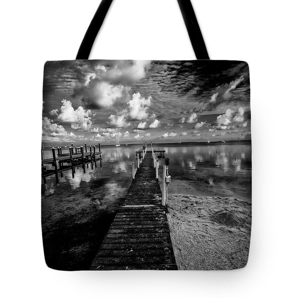Long Dock Tote Bag