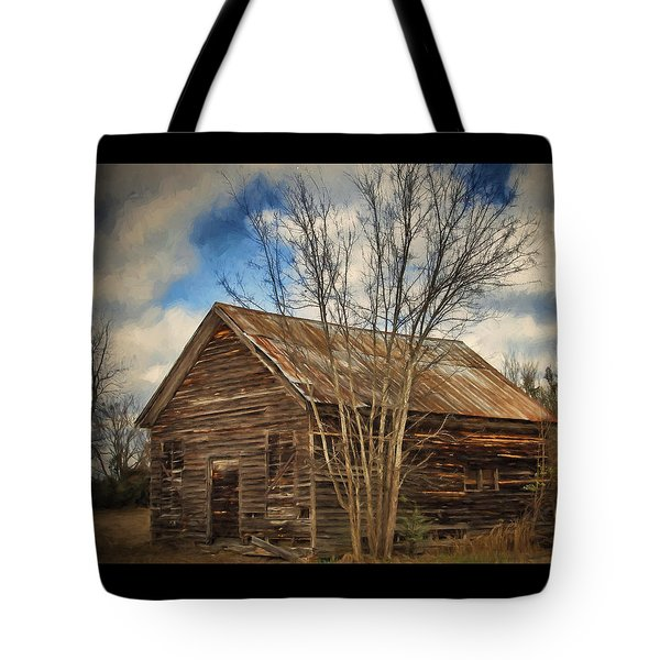 Long Forgotten Home Tote Bag