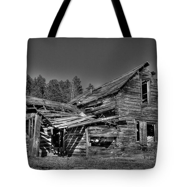 Long Forgotten Tote Bag