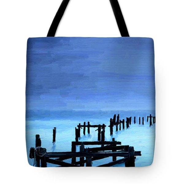 Long Gone Tote Bag by James Shepherd