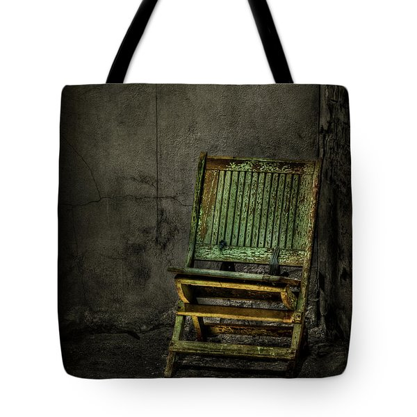 Long Is The Time. Hard Is The Road. Tote Bag by Evelina Kremsdorf