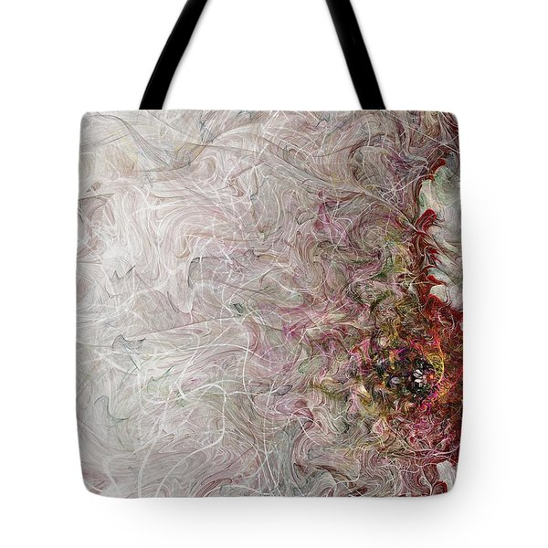 Long Is The Way Tote Bag by NirvanaBlues