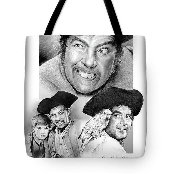 Long John Silver Tote Bag