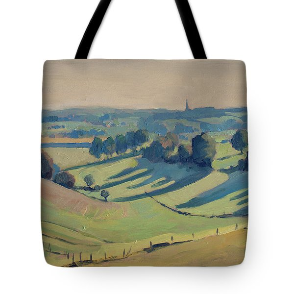 Long Shadows Schweiberg Tote Bag