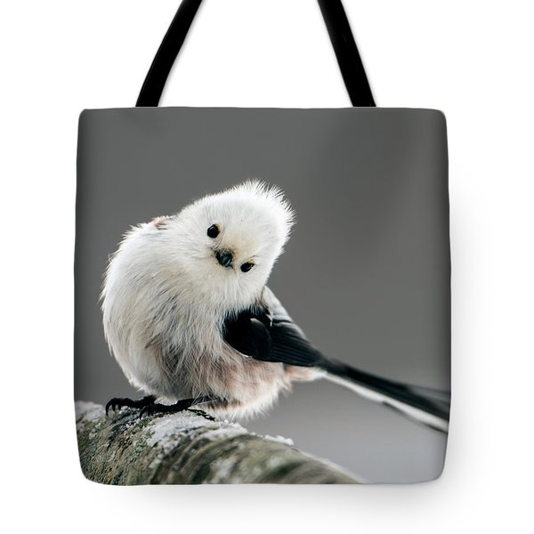 Charming Long-tailed Look Tote Bag