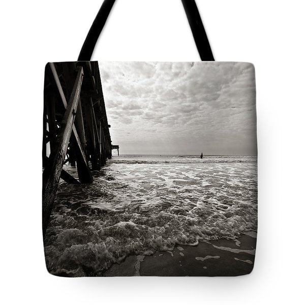 Long To Surf Tote Bag