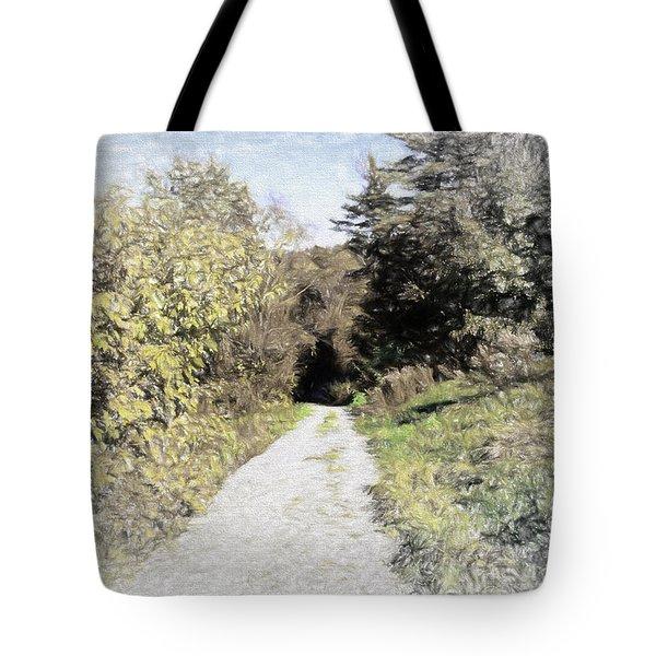 Long Trail Tote Bag