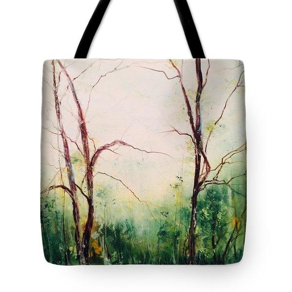 Long Walk Home Tote Bag