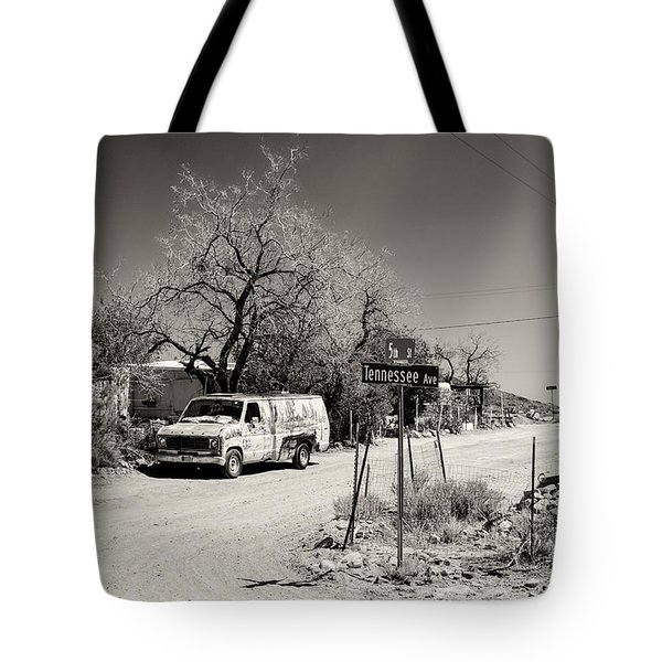Long Way To Tennessee Tote Bag