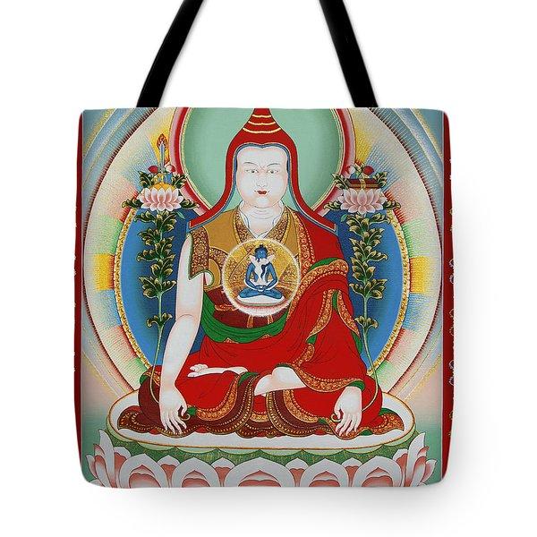 Longchenpa Tote Bag