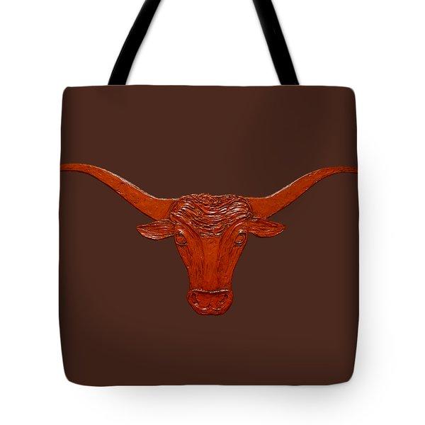 Longhorn 2 Tote Bag