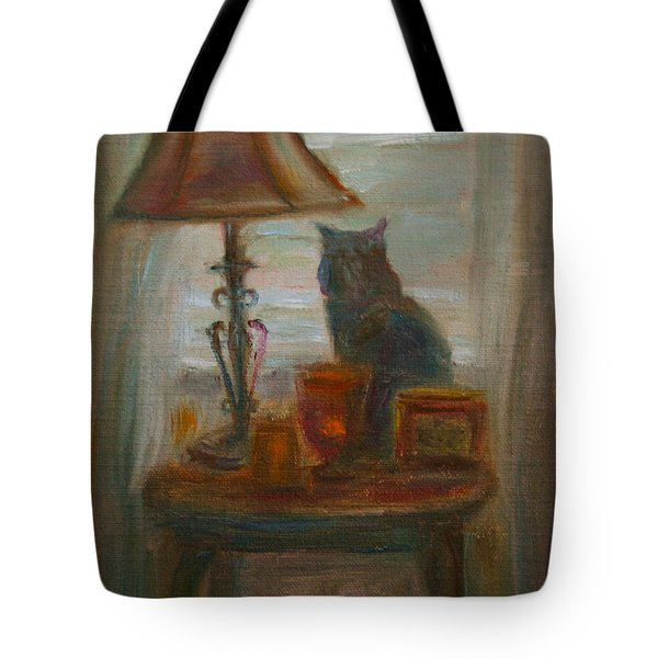 Longing- A Not-so-stillife Tote Bag